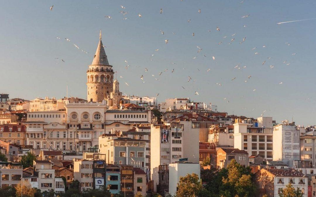 Как интересно провести время в Стамбуле